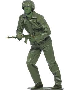 Costume soldat de jouet pour homme