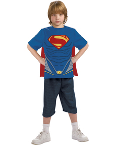 Kit costume Superman Man of Steel enfant