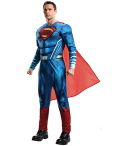 Costume Superman : Batman Vs Superman classic adulte
